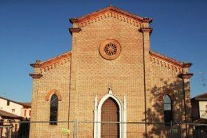chiesa di Sant'Antonio da Padova di Gavello di Bondeno