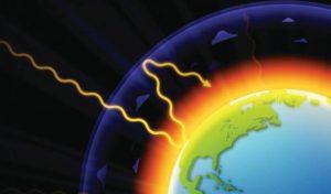 effetto serra Terra