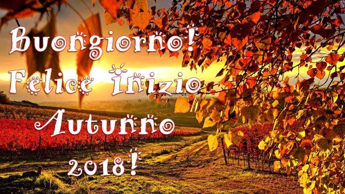 equinozio autunno 2018