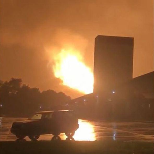 esplosione gasdotto pennsylvania
