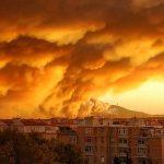 """Pisa, enorme incendio devasta il Monte Serra: 500 sfollati, """"scenario apocalittico"""" [FOTO e VIDEO]"""