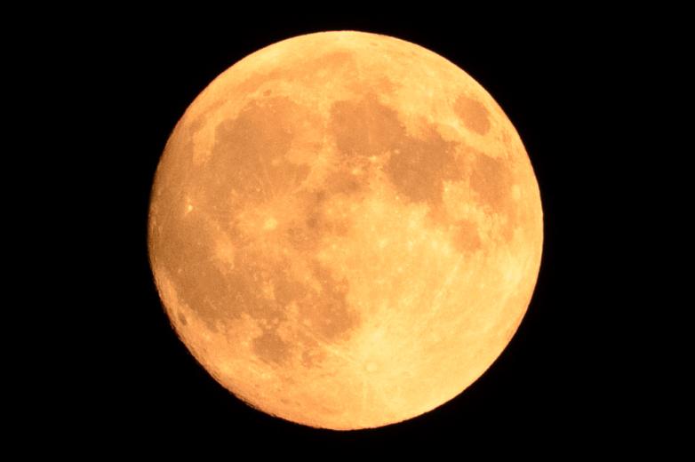 luna del raccolto