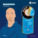 L'astronauta Luca Parmitano torna nello spazio: sarà il primo comandante italiano della Stazione Spaziale