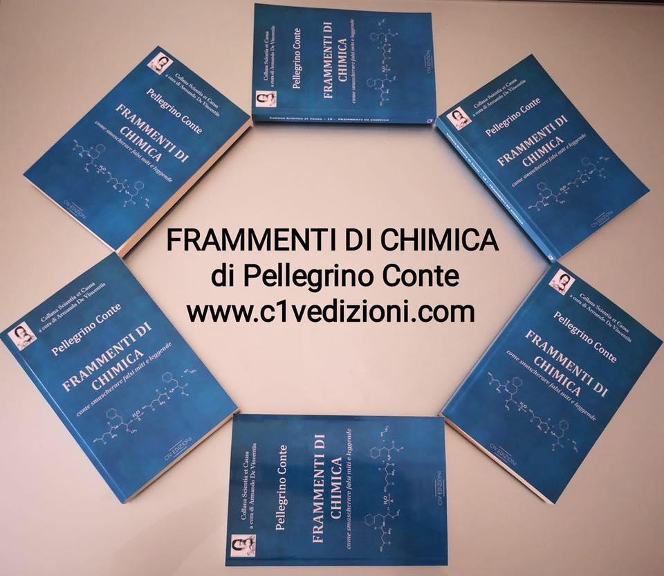 molecola libri frammenti chimica