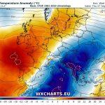 Previsioni Meteo Europa, la prossima settimana arriva il freddo: 2 irruzioni artiche manderanno l'estate K.O., anche in Italia [MAPPE]
