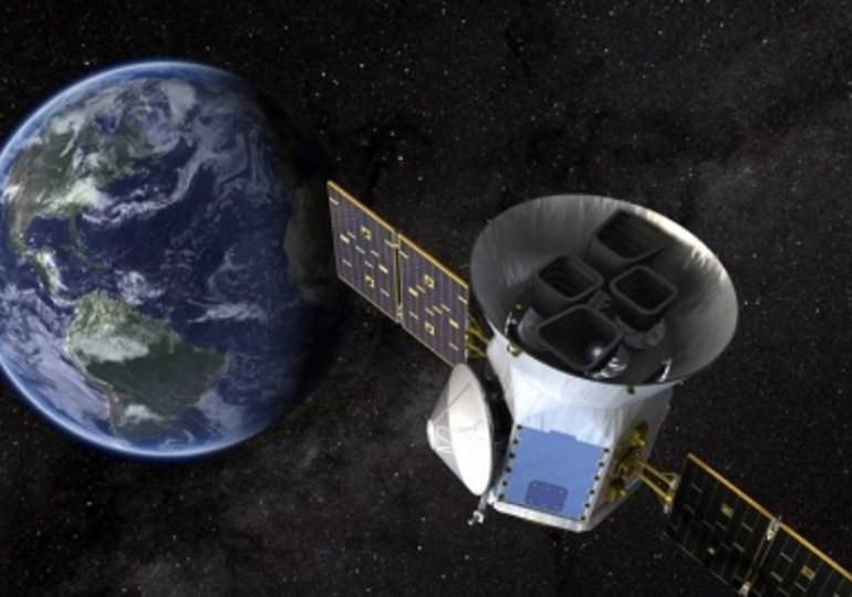 satellite california cambiamenti climatici