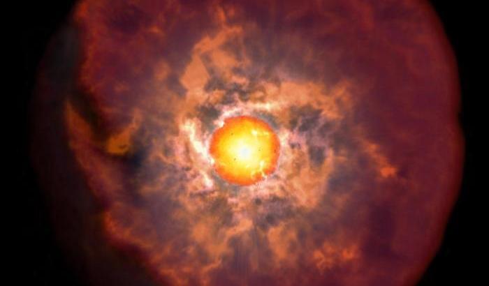 supergigante rossa