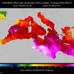 Allerta Meteo, ecco come il mar Tirreno molto caldo può innescare la formazione dell'Uragano Mediterraneo tra 19, 20 e 21 Settembre [MAPPE]
