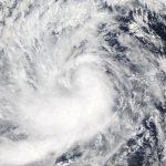 Oceano Atlantico, la tempesta tropicale Florence potrebbe trasformarsi in un uragano e minacciare le Bermuda e gli USA [MAPPE]