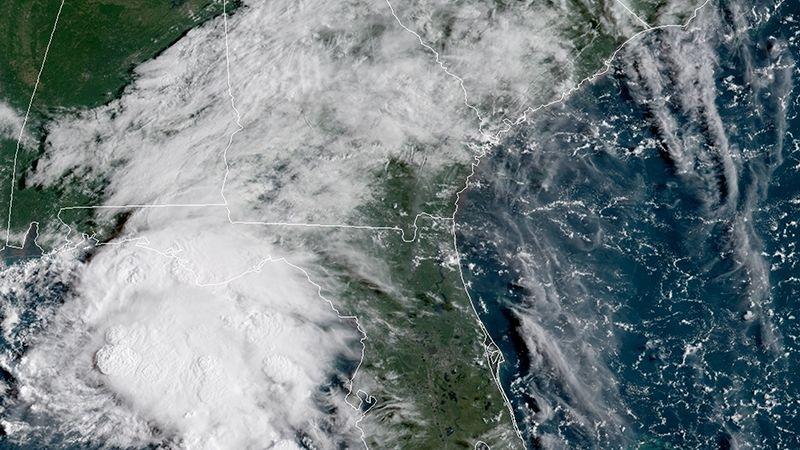 tempesta tropicale gordon usa