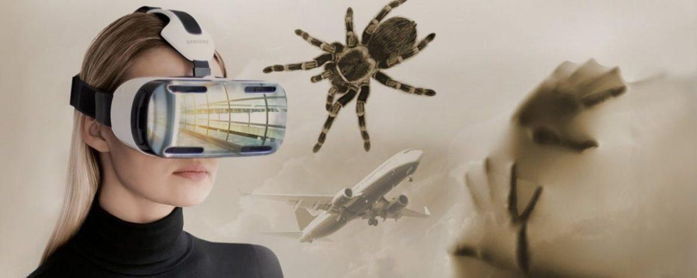 terapia realtà virtuale fobie