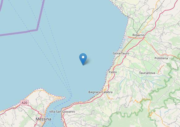 terremoto Catanzaro, Vibo Valentia, Reggio di Calabria 1