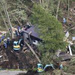 Terremoto Giappone, prevista pioggia nelle prossime 24 ore: aumenta il rischio di frane e crolli [GALLERY]
