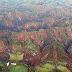 Violento terremoto in Giappone, un disastro provocato da enormi frane e liquefazione del suolo: stravolte le montagne dell'isola di Hokkaido [FOTO e VIDEO]