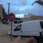 Maltempo, il ciclone Mediterraneo si abbatte sulla Tunisia: pesantissima alluvione lampo a Nabeul [FOTO e VIDEO]