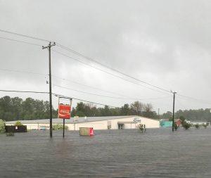 uragano florence usa