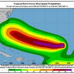 USA in allerta, Florence potrebbe davvero colpire la East Coast? Ecco la storia degli uragani atlantici che si sono abbattuti sugli Stati Uniti [MAPPE]