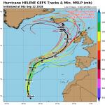 Previsioni Meteo, scatta l'allerta in Europa per l'arrivo dell'Uragano Helene: ripercussioni anche in Italia – MAPPE e AGGIORNAMENTI