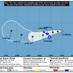 Hawaii, Olivia potrebbe essere il 2° uragano a colpire l'arcipelago quest'anno: previsti fino a 500 mm di pioggia in alcune aree [MAPPE]