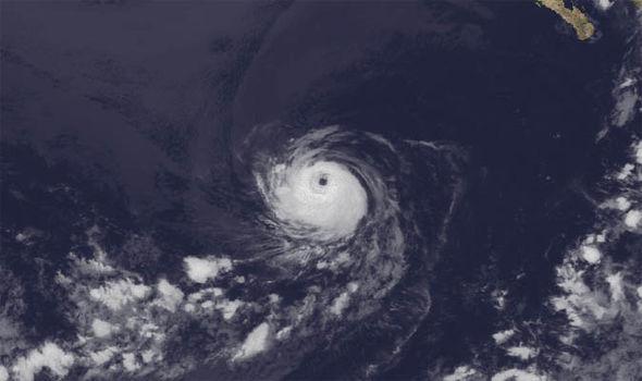 uragano olivia hawaii