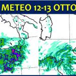 Allerta Meteo, il maltempo si sposta all'estremo Sud: temporali violentissimi in Sicilia e su Malta nelle prossime ore [MAPPE]
