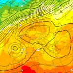Previsioni Meteo, gli Uragani dell'Atlantico sconvolgono il clima di Ottobre in Europa: caldo senza precedenti e tempeste di vento e pioggia