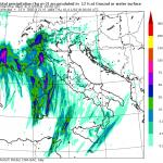 Allerta Meteo Halloween, nuova violenta ondata di maltempo sull'Italia l'1 novembre: Festa dei Santi con forte vento di scirocco e altri violenti temporali [MAPPE]