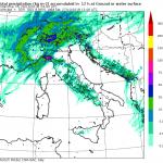 """Allerta Meteo, inizia la grande """"sciroccata"""" che porterà il """"Monsone Italiano"""": nel weekend prima ondata di piogge torrenziali [MAPPE]"""