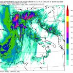 """Allerta Meteo, è emergenza in tutt'Italia: scirocco devastante provoca maltempo furioso, il """"Monsone"""" è arrivato e Lunedì 29 Ottobre sarà peggio di un Uragano. MAPPE spaventose"""