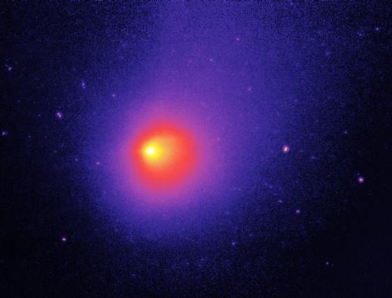 Comet 29P/Schwassmann-Wachmann