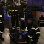 Incidente shock nella metropolitana di Roma, cede la scala mobile: decine di tifosi feriti [FOTO e VIDEO LIVE]