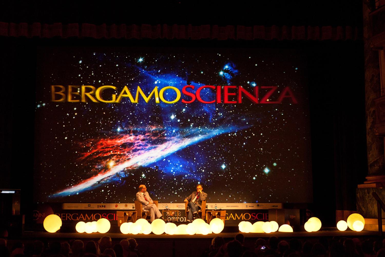Al via bergamo scienza un palcoscenico per le meraviglie for Ultime notizie dal parlamento italiano