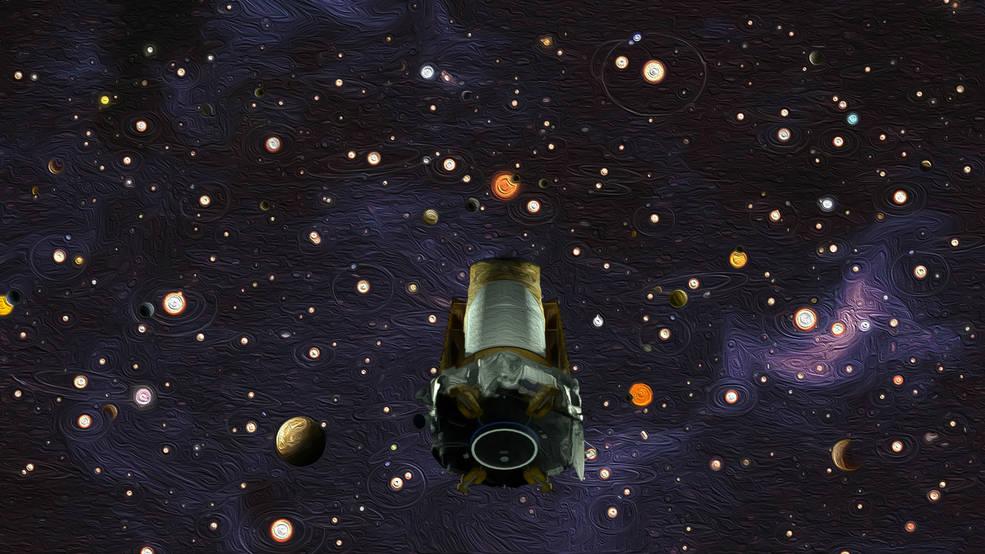 Kepler, cacciatore di pianeti