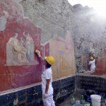 Eccezionale scoperta archeologica a Pompei: cambia la data dell'eruzione del Vesuvio [GALLERY]