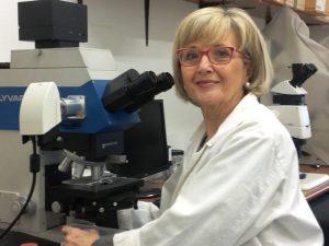 Professoressa Manuela Giovannetti