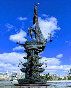 Statua di Pietro il Grande, Russia