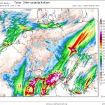 Allerta Meteo, FOCUS sul maltempo estremo in arrivo al Nord Italia: domenica 28 e lunedì 29 attenzione a piogge torrenziali, alluvioni e al pericolo tornado [MAPPE e DETTAGLI]