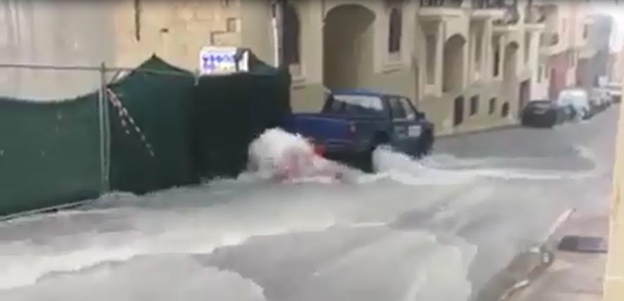 alluvione malta
