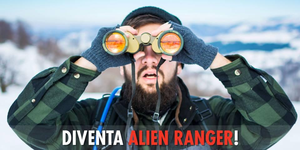 cacciatore alieni