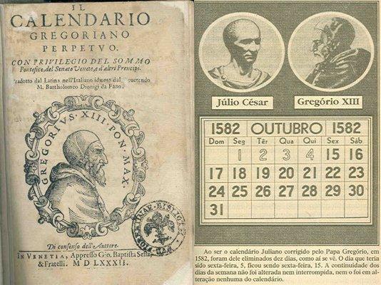 Calendario Accadde Oggi.Accadde Oggi 13 Ottobre 1582 Il Giorno Che Non E Mai