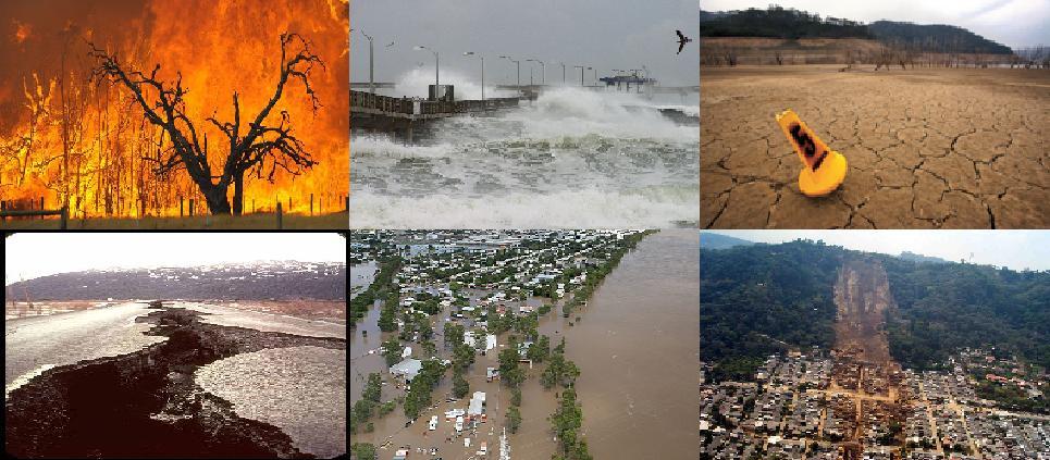 cambiamenti climatici eventi meteo estremi