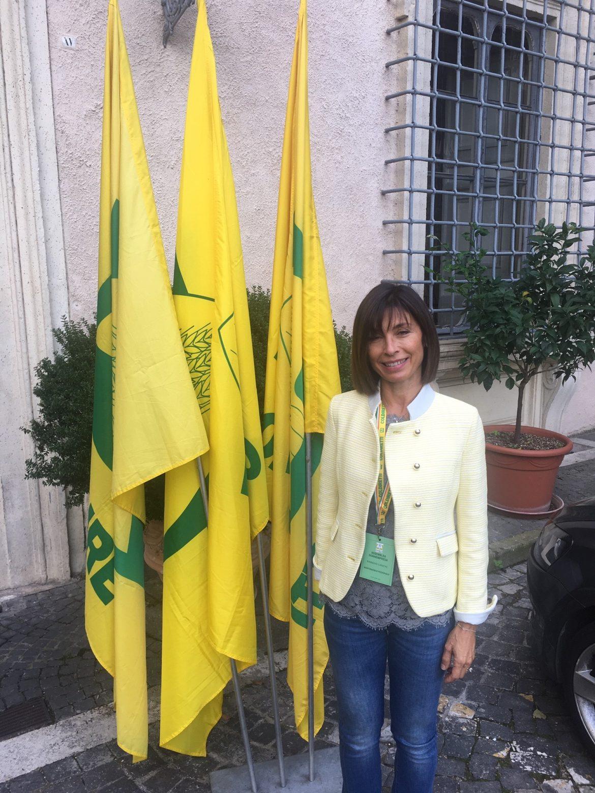 coldiretti Monica Merotto