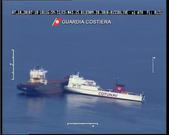 incidente Corsica
