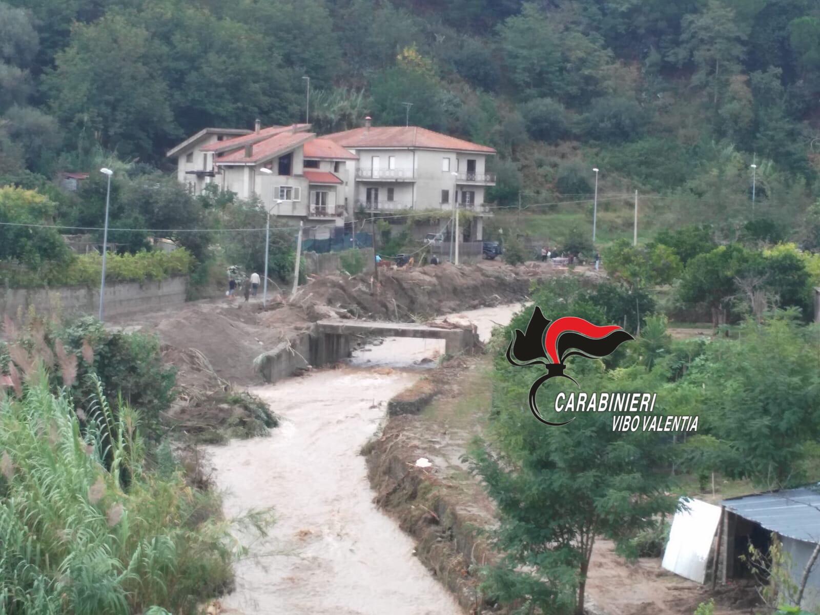 Maltempo Vibo Valentia Alluvione Calabria