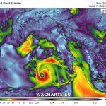 """Allerta Meteo, incubo maltempo al Centro/Sud: sul Tirreno potrebbe nascere un nuovo """"Uragano Mediterraneo"""" nel weekend, Roma e Napoli a rischio [MAPPE]"""