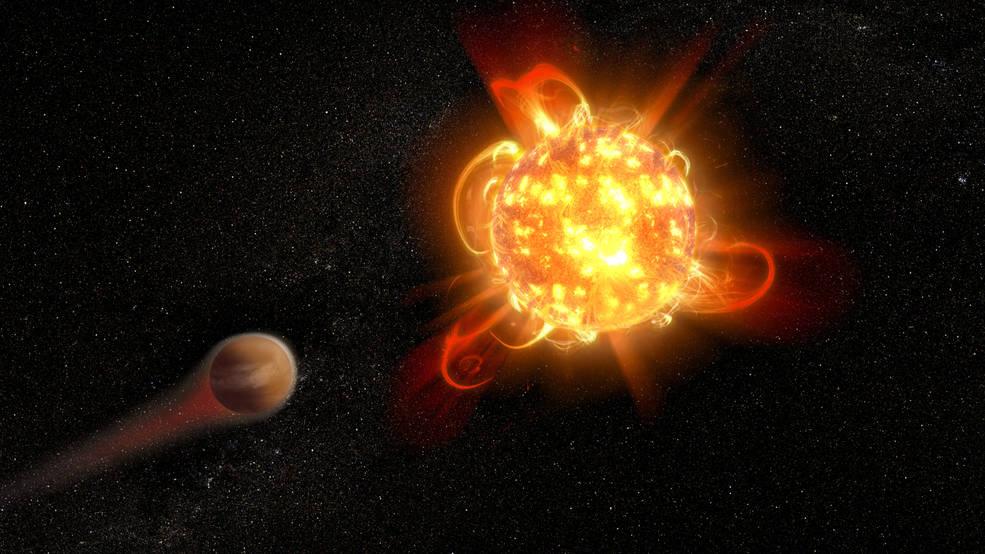 nana rossa superflare
