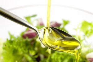 olio colesterolo