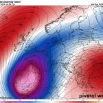 Allerta Meteo, Mediterraneo in balia del maltempo: nel weekend importanti nevicate, una tempesta di vento, violenti temporali e sabbia in arrivo dal Sahara [MAPPE e DETTAGLI]