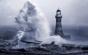 tempesta di vento