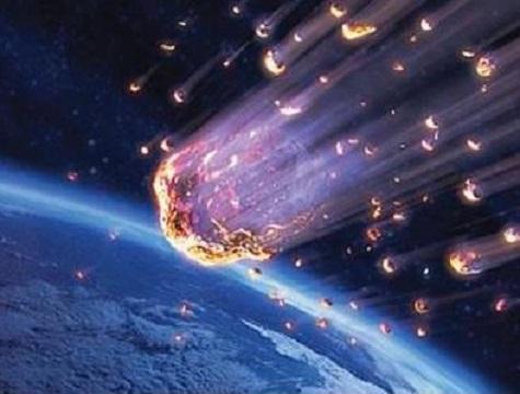 tempesta meteoriti